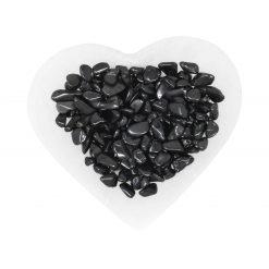 Black Obsidian Crystal Chips