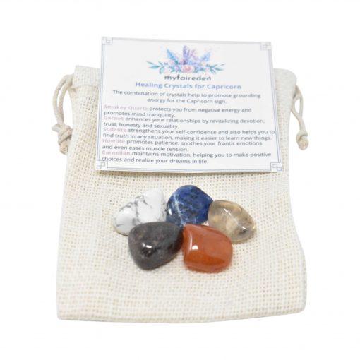 Capricorn Crystal Kit