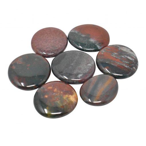 Fancy Jasper Worry Stones