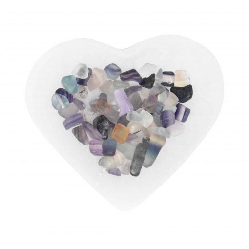 Fluorite Crystal Chips