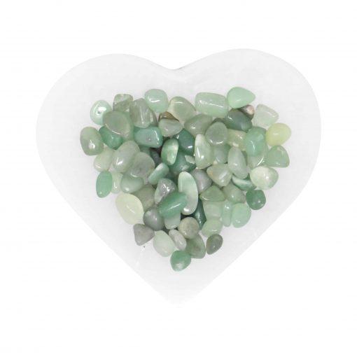 Green Aventurine Crystal Chips