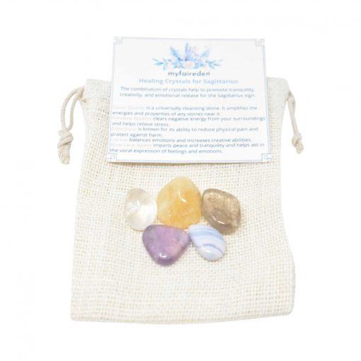 Sagittarius Crystal Kit